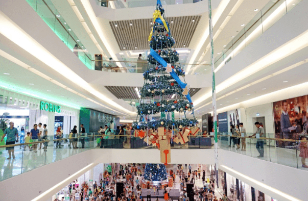 Crescent Mall in Ho Chi Minh City