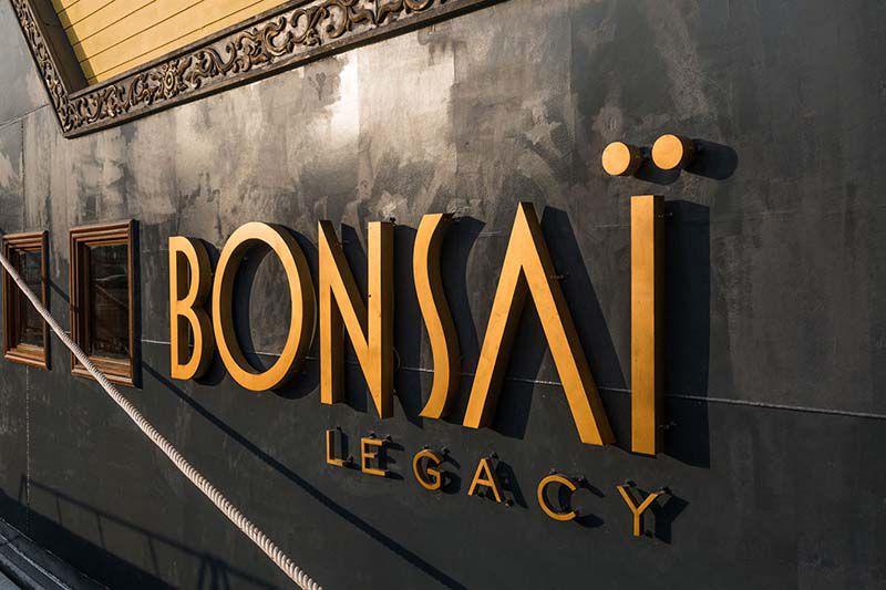 bonsai dinner cruise