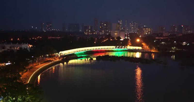 starlight bridge ho chi minh