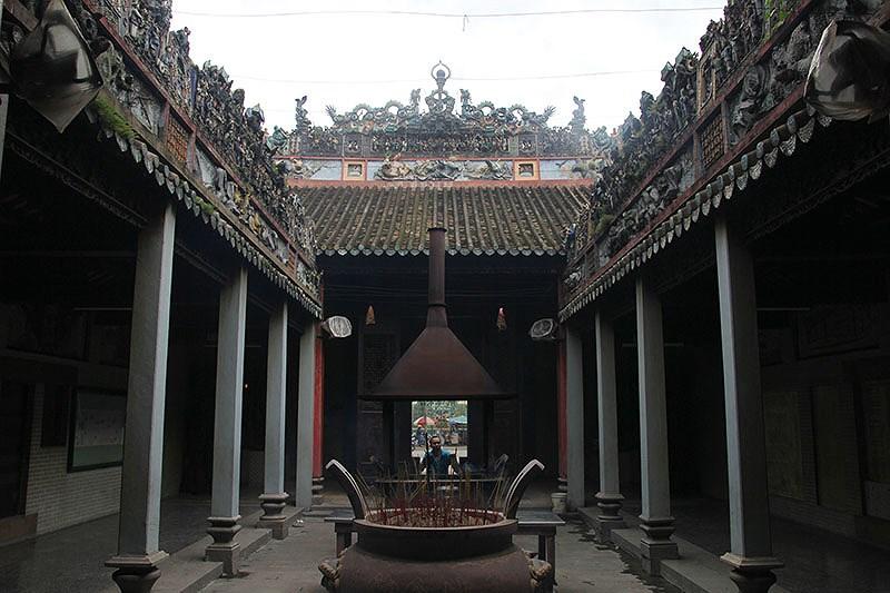 thien hau temple hcmc